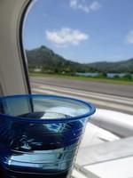 UA155の搭乗レビュー写真