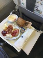 LH1046の搭乗レビュー写真