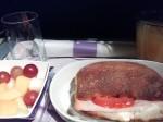 LA601の搭乗レビュー写真