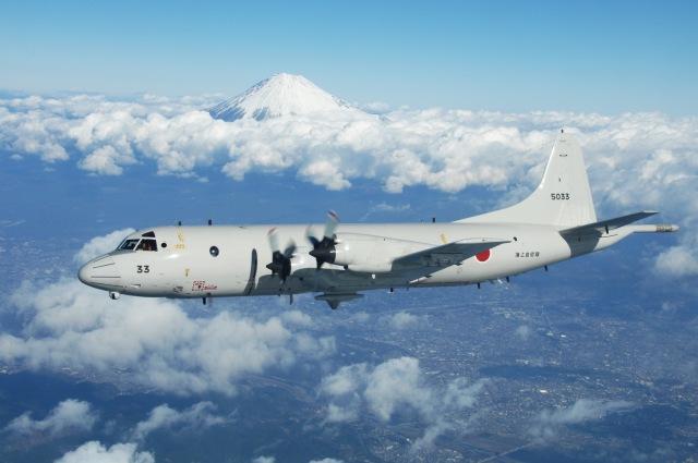 イベント画像 1枚目:海上自衛隊 P-3C