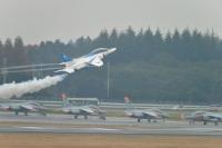イベント画像 3枚目:2016年の航空祭、ブルーインパルスも参加