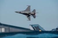 イベント画像 3枚目:太平洋航空団(PACAF)所属 F-16アクロバット飛行チーム