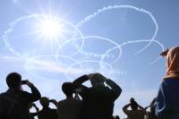 イベント画像 5枚目:ブルーインパルスも飛行予定