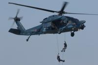 イベント画像 8枚目:UH-60Jの捜索救助、2019年3月のオープンベース