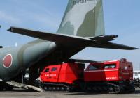 イベント画像 12枚目:レッドサラマンダーのC-130H搭載は見どころの1つ