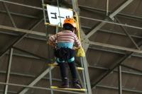 イベント画像 14枚目:縄はしご体験
