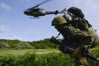 イベント画像:立川駐屯地 UH-1体験搭乗 2020年2月