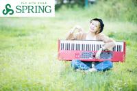 イベント画像:SPRING JAPAN プレゼンツ YouTuber「ハラミちゃん」によるクリスマスピアノコンサート