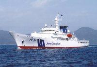 イベント画像:海上保安大学校練習船こじま 船内見学会 2020年1月