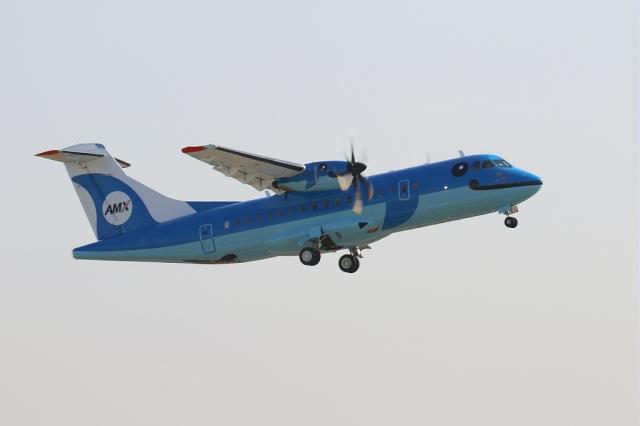 イベント画像 1枚目:天草エアライン ATR 42-600