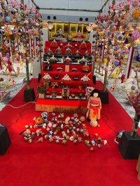 イベント画像:新潟空港 福岡・柳川伝統のつるし雛「さげもん」展示