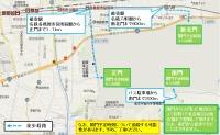 イベント画像 4枚目:最寄駅と正門、南門、新北門へのアクセスと開門時間
