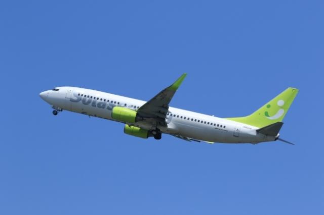 イベント画像 1枚目:ソラシドエア 737-800