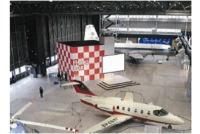 イベント画像:あいち航空ミュージアム 機体追加イベント