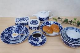 イベント画像 1枚目:白山陶器を代表する「ブルーム」シリーズ