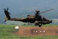 イベント画像 2枚目:演習に参加したAH-64D
