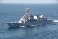 イベント画像:海上自衛隊 護衛艦ゆうだち艦艇見学(松山港) 2020年7月
