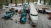 イベント画像:YS-11量産初号機 公開プロジェクト