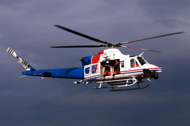 イベント画像 1枚目:愛知県防災航空隊 防災ヘリコプター「わかしゃち」(なごやんさん撮影)