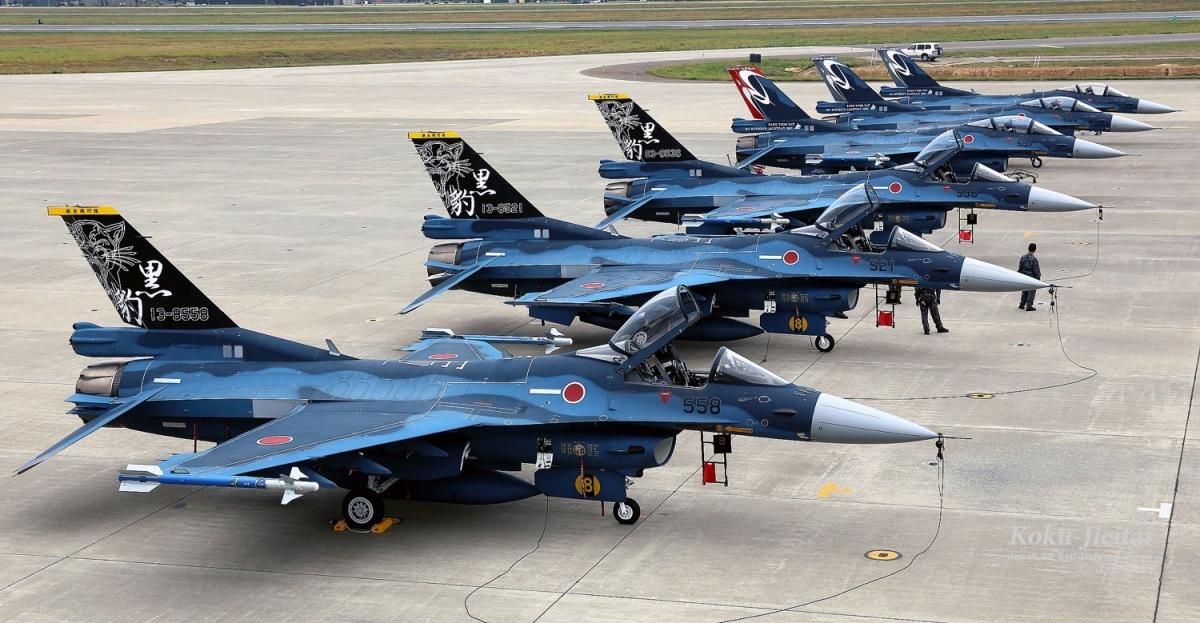 イベント画像 1枚目:航空自衛隊 F-2