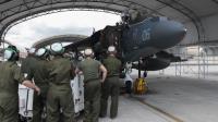 ニュース画像:アメリカ海兵隊、AV-8Bハリアーの運用を一時停止 確認検査を実施