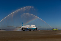 ニュース画像:厦門航空、初のアメリカ本土路線を開設 厦門/深圳/シアトル線に就航