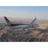 ニュース画像 3枚目:JA21MJ、フェリーフライトの様子