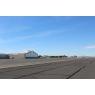 ニュース画像 5枚目:グラントカウンティ国際空港のMRJハンガー