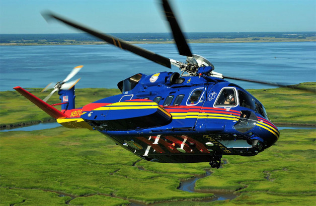 ニュース画像 1枚目:ノーススロープ郡に納入されたS-92SARヘリコプター