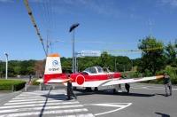 ニュース画像:空自岐阜基地、10月6日にかかみがはら博物館の展示機移動作業を支援
