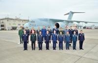 ニュース画像:航空自衛隊、入間基地で空軍参謀長らを招待し基地見学で信頼関係を築く