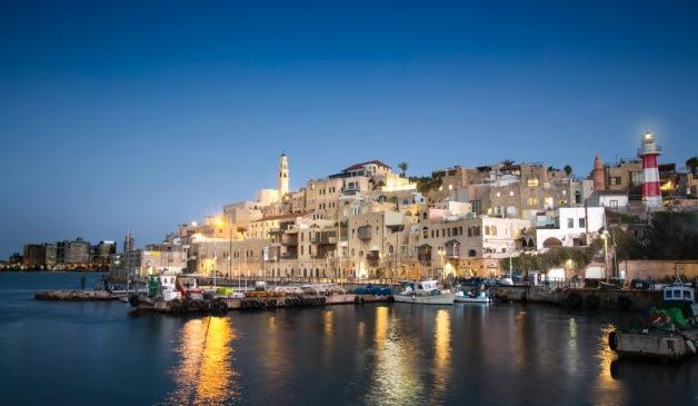 ニュース画像 3枚目:テルアビブ、港町の風景