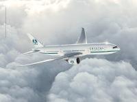 ニュース画像:クリスタル・エアの777-200LR、日本にも飛来 初のツアーは1,600万円超