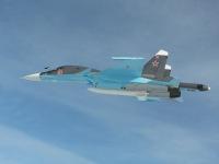 ニュース画像 2枚目:Su-34戦闘爆撃機