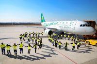 ニュース画像:春秋航空、A320の50機目を受領 「LCCを成功に導く鍵」