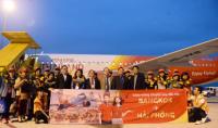 ニュース画像:ベトジェットエア、ハイフォン/バンコク線に就航 A320で週4便