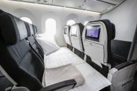ニュース画像 2枚目:ニュージーランド航空、エコノミークラス「スカイカウチ」