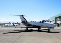 ニュース画像 3枚目:地上展示する510 Citation Mustang