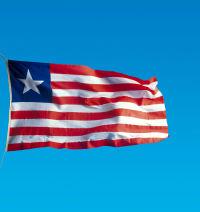ニュース画像 1枚目:リベリア国旗