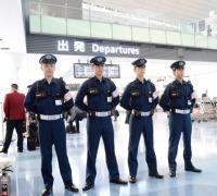 ニュース画像:羽田空港、国際線旅客ターミナルにセコムのウェアラブルカメラを本格導入