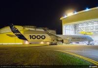 ニュース画像:エアバス、11月24日にA350-1000初号機が初飛行へ