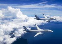 ニュース画像:ボンバルディア、CS100とCS300の型式限定の認定を取得 共通性99%