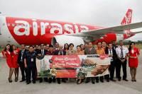 ニュース画像:エアアジア、クアラルンプール/ルアンパバーン線に就航 週4便