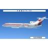 ニュース画像 2枚目:TU-154情報収集機 B-4015