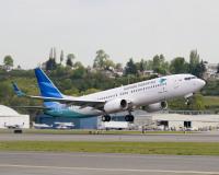 ニュース画像 1枚目:ガルーダ・インドネシア航空 737-800