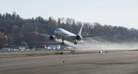 ニュース画像:787-10に搭載するトレント1000TEN、787搭載で初飛行