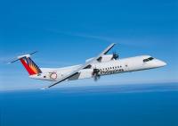 ニュース画像:ボンバルディア、フィリピン航空のQ400発注を正式契約 確定5機