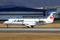 ニュース画像:ジェイ・エア、CRJ-200「JA202J」を抹消登録 2機目のCRJ退役機に