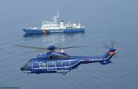 ニュース画像:エアバス・ヘリコプターズ、ドイツ連邦警察からH215を3機受注