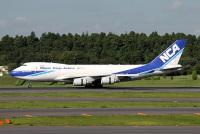 ニュース画像:日本貨物航空、747-400F「JA07KZ」をアトラス航空へ移籍